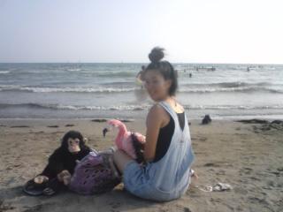 海のチンパン君