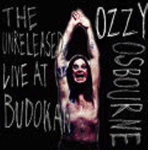 OZZY_THE UNRELEASED LIVE AT BUDOKAN