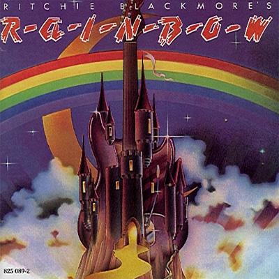 Ritchie Blackmores Rainbow 銀嶺の覇者