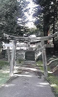 牟礼神社鳥居