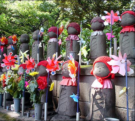 増上寺千躰子育地蔵
