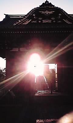 増上寺・門