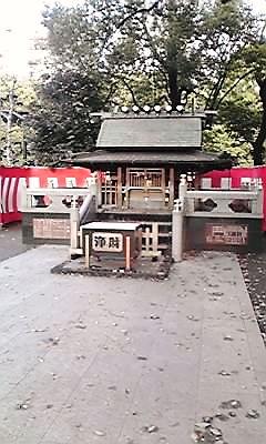 増上寺・熊野神社