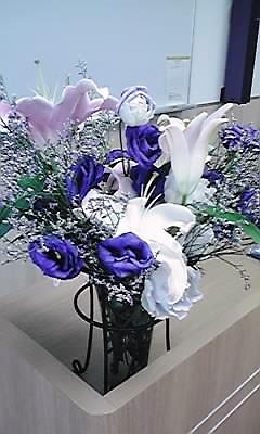 金沢講演会・お花