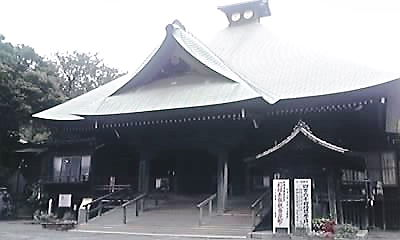 弘明寺本殿
