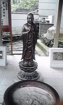 弘明寺・身代地蔵