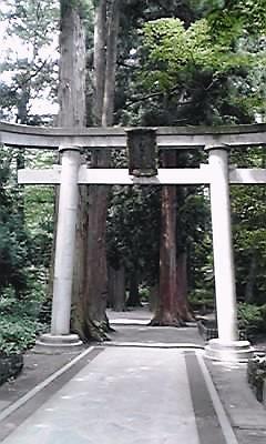 十和田神社鳥居