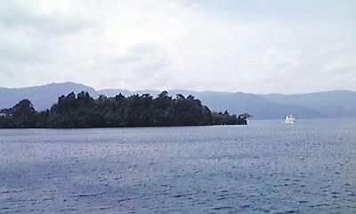 十和田湖中山半島