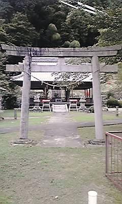 川合白山神社