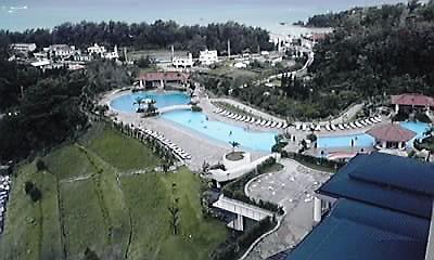 沖縄マリオットホテル・プール