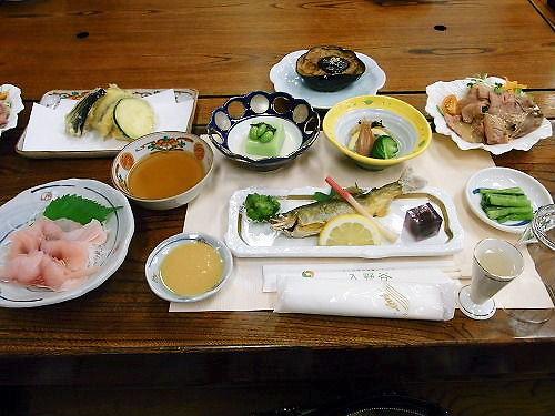 入野屋懇親会食事