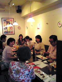 神戸懇親会