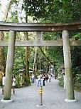 狭井神社鳥居
