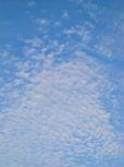 長崎浦上教会の雲