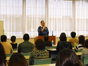 宮崎講演会