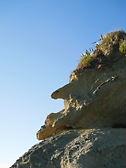 ラグナビーチ奇岩