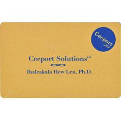 Ceeport カード