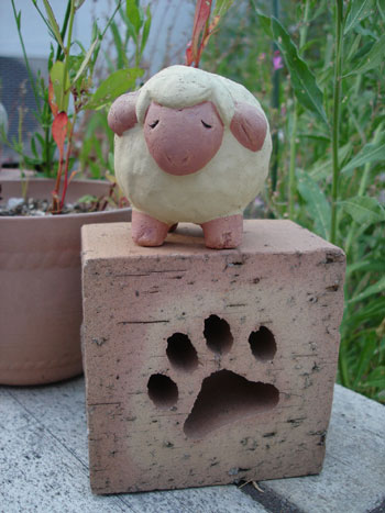 うちの羊さん