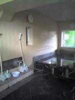 篭坊温泉 内風呂