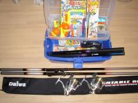 デビュー用釣り道具