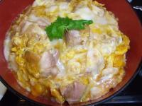 村の駅トプカイ 比内地鶏親子丼