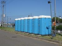 サマーキャンプ場 トイレ