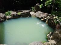 深沢温泉 露天風呂