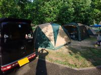 2008年お盆休みキャンプ