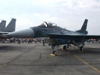 F-2 全幅11.13m 全長15.52m 最大速度マッハ2.0