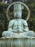 勝尾寺 観音像