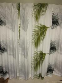 葉っぱのカーテン