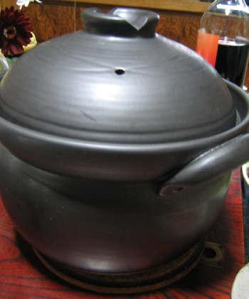 米炊き土鍋