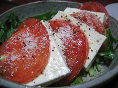 モッツァレラチーズ風豆腐
