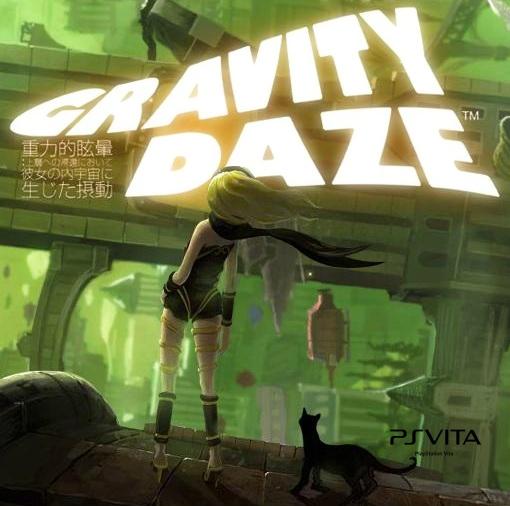 20111124 GRAVITY DAZE