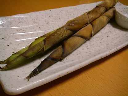 根曲がり竹
