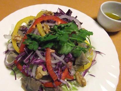 砂肝サラダ1