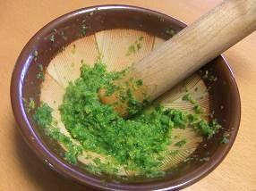 柚子胡椒すり鉢