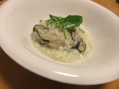 牡蠣リゾット2