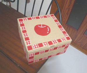 着替え用のBOX