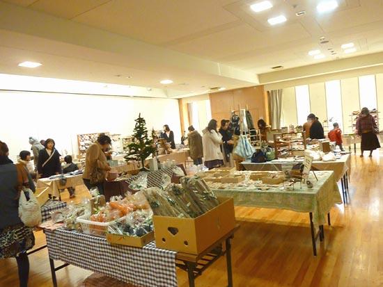 2011-11-26agnelet+7会場の様子