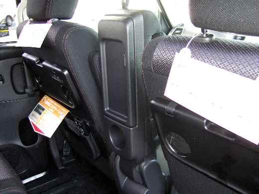 セレナ運転席2