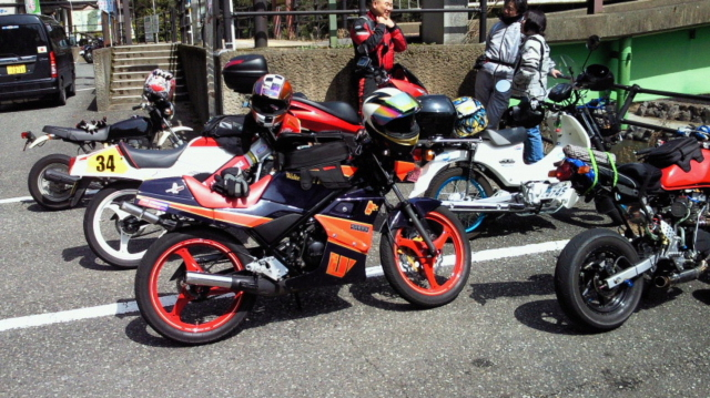 大阪モーターサイクルショー 005
