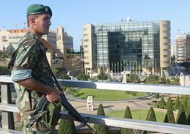 レバノン と シリア