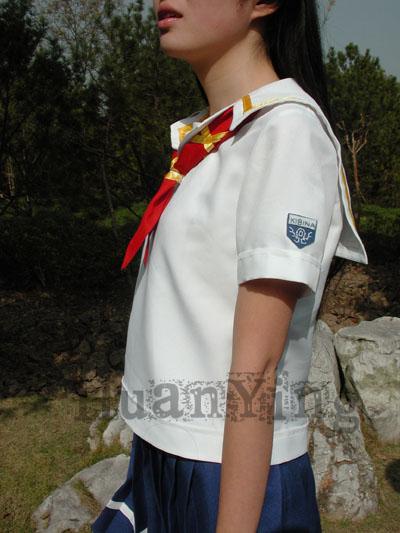 #36745;日南高中女生春夏制服特写 拷#36125;