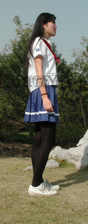 #36745;日南高中女生春夏制服#20391;面 拷#36125;