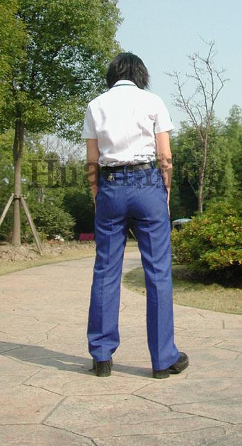 #36745;日南高中男生春夏制服背面 拷#36125;
