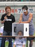 箱の中身は武田社長…悩む谷口、司会は中西哲生。
