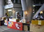 カシマサッカースタジアム内のフード売店は、サッカースタジアムとしては質量共に国内随一では。