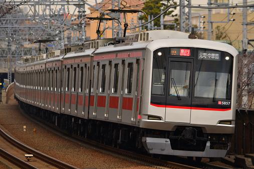 20120123 東急5050系