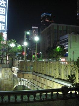 名駅ビル夜景